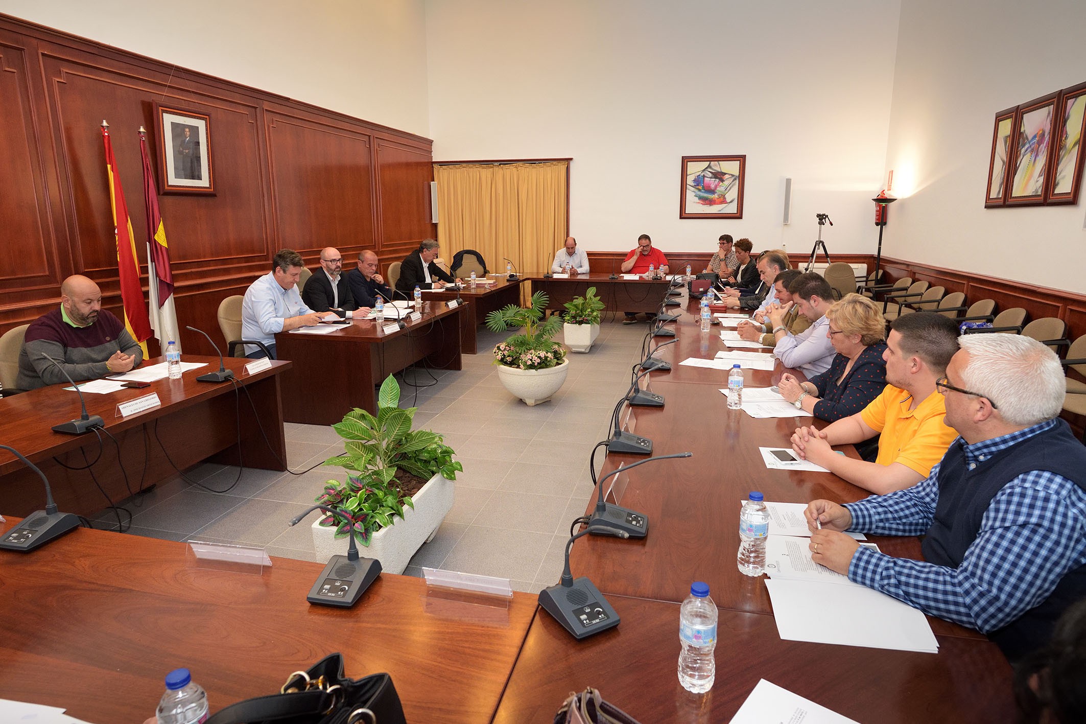 20190506 Pleno Ordinario Comsermancha